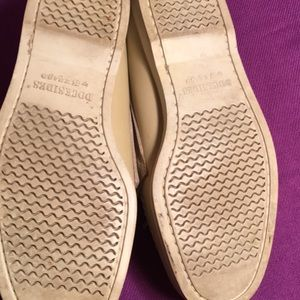 Sebago Shoes - Sebago docksiders leather Sz9